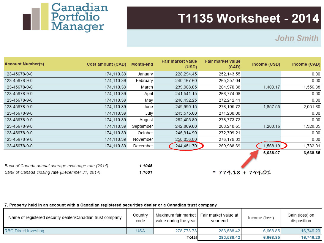 Ask bender how do i report my us listed vanguard etfs on form t1135 sources canadian portfolio manager blog bank of canada ibookread Read Online